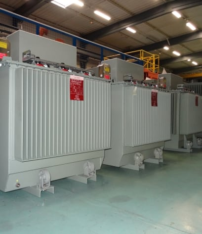 Pellegrini Energie transformateur