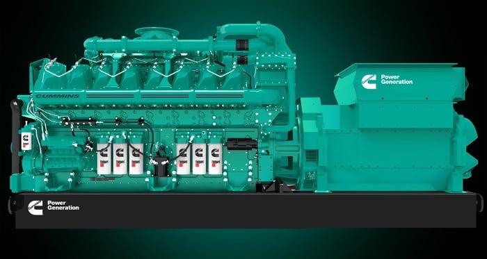 G.E. sur chassis de Pellegrini Energie