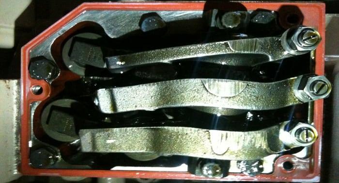 Pellegrini maintenance moteur industriel