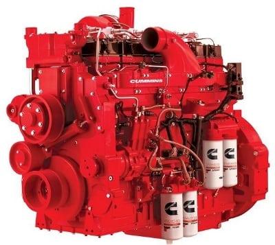 Pellegrini Energie moteur industriel
